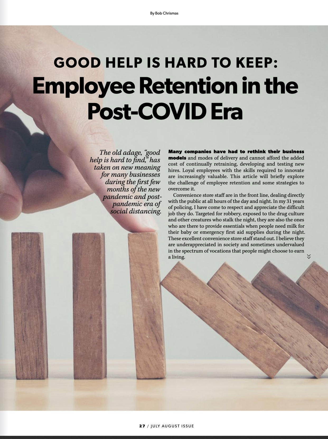 2020-07-26 pg 2 Convenience & Carwash Canada Employee Retention copy